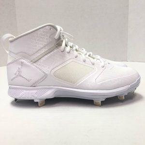 60a50d9f462a7e Nike Shoes - Nike Air Jordan Jeter RE2PECT Baseball Cleats Sz 8